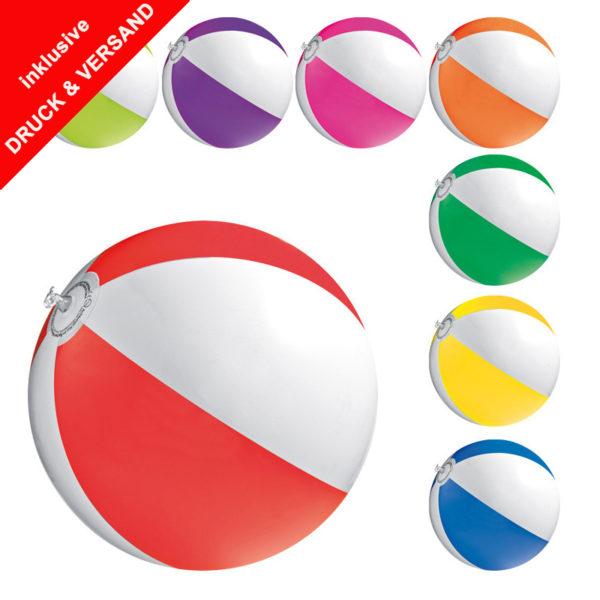 Wasserball günstig mit Logo bedrucken