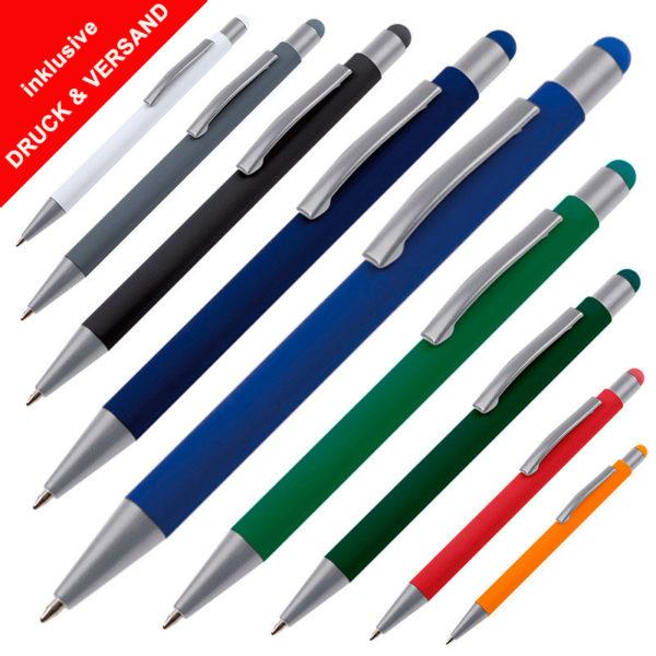 Kugelschreiber Salt Lake City günstig mit Logo gravieren
