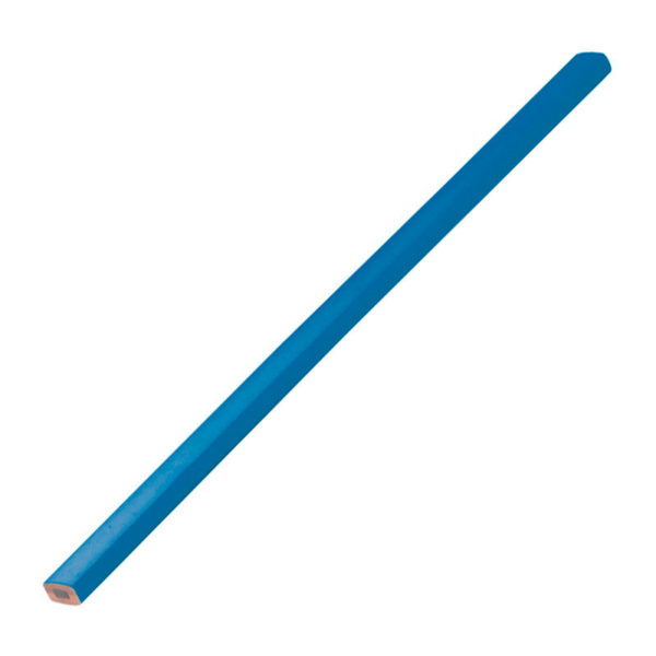 Zimmermannsbleistift Blau