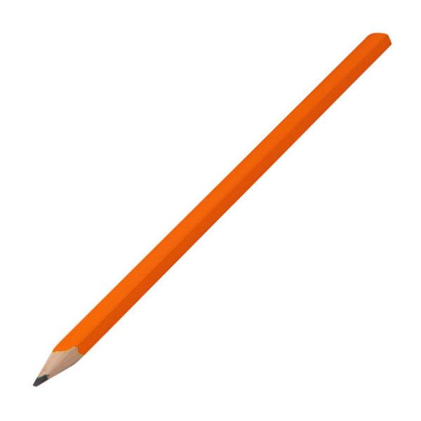Zimmermannsbleistift Orange