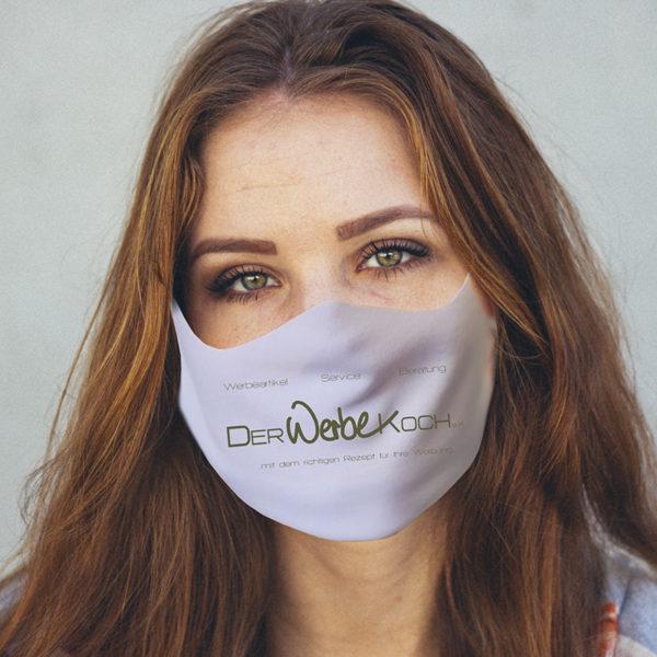 Mund-Gesichts-Maske DWK