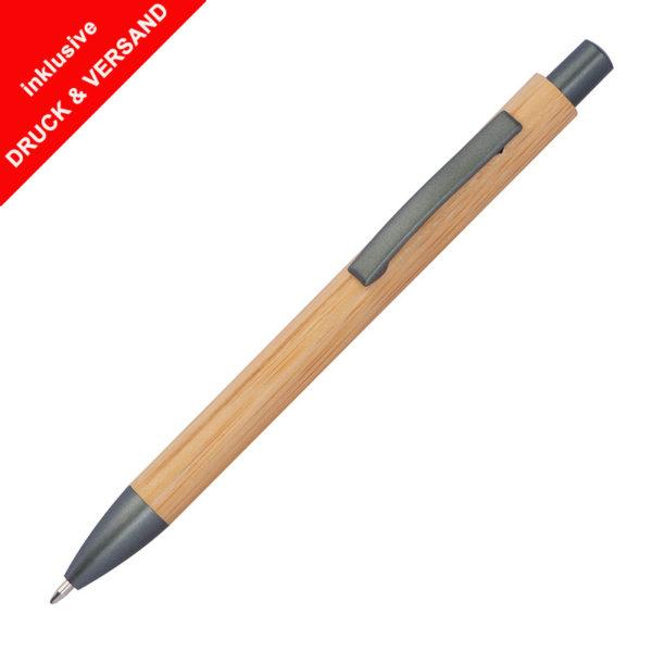 Bambus-Kugelschreiber Beringen